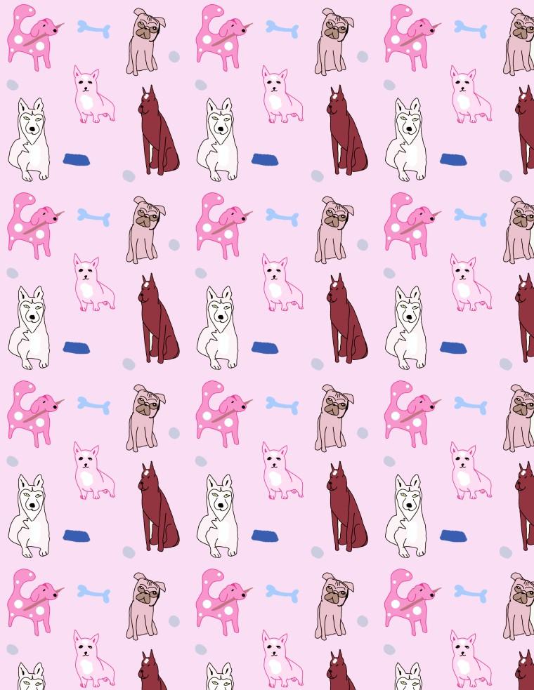 dogfabric